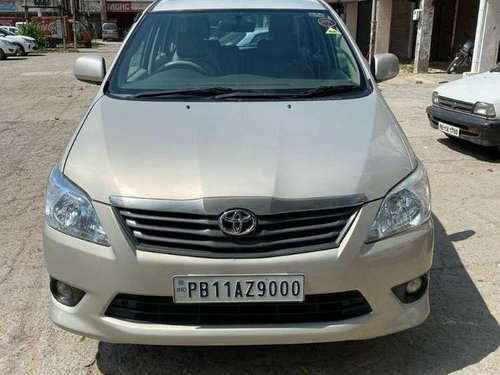 Used 2012 Toyota Innova MT for sale in Patiala