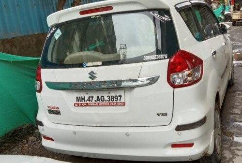 Used Maruti Suzuki Ertiga VXI CNG 2018 MT for sale in Mumbai