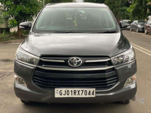 Used Toyota Innova 2017 MT for sale in Ahmedabad