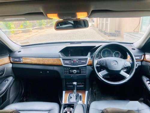 Used Mercedes-Benz E-Class 2013 AT for sale in Pune