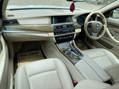 BMW 5 Series 520d Modern Line 2013 AT for sale in Mumbai-4