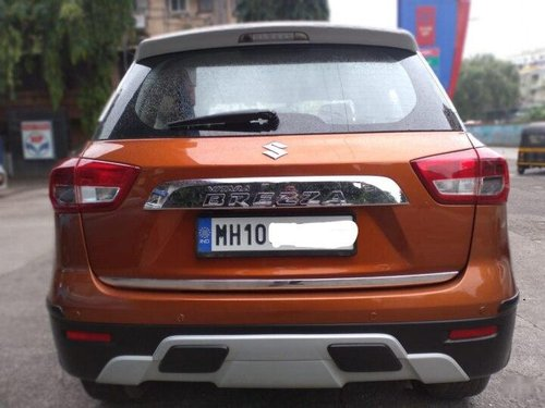 Used 2018 Maruti Suzuki Vitara Brezza AT for sale in Mumbai