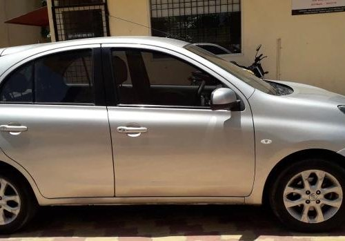 Nissan Micra XV CVT 2013 AT for sale in Bangalore