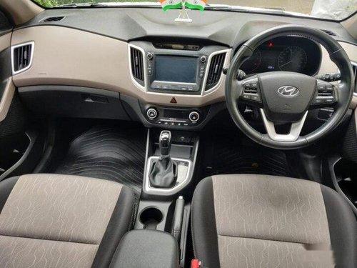 2018 Hyundai Creta 1.6 VTVT AT SX Plus for sale in Mumbai