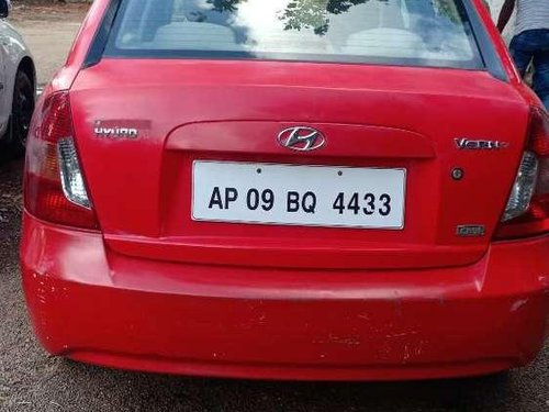 2007 Hyundai Verna CRDi MT for sale in Hyderabad