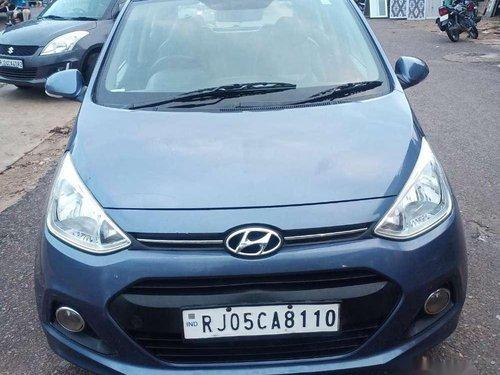Hyundai Grand i10 Sportz 2014 MT for sale in Jodhpur