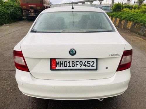 Skoda Rapid 1.6 MPI Elegance 2012 MT For sale in Mumbai