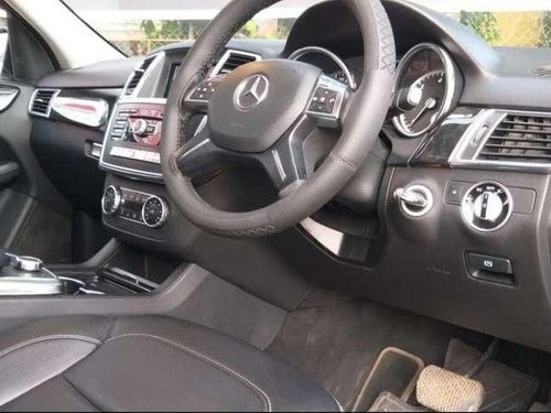 Used 2014 Mercedes Benz M Class AT for sale  in Pune