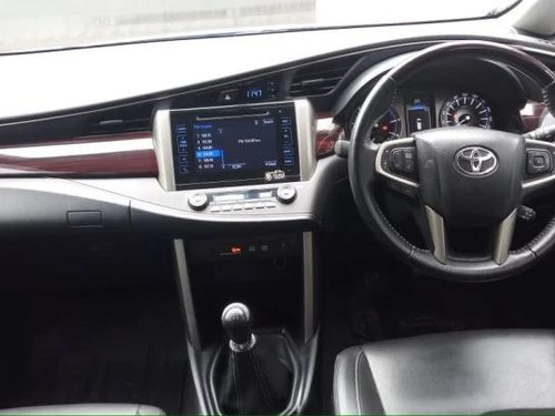 Used 2018 Toyota Innova Crysta 2.4 ZX MT for sale in Mumbai