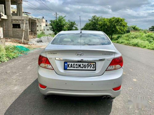 Used 2012 Hyundai Fluidic Verna MT for sale in Nagar