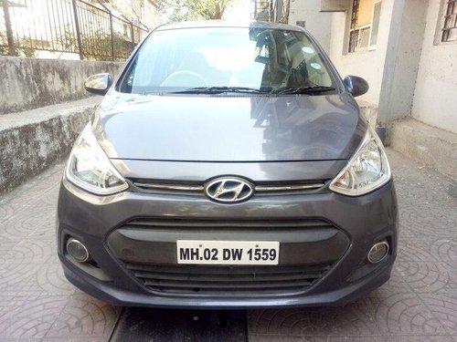 2015 Hyundai Grand i10 Magna Petrol BSIV MT in Mumbai