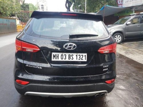 2017 Hyundai Santa Fe 4WD AT for sale in Mumbai-11