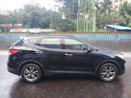 2017 Hyundai Santa Fe 4WD AT for sale in Mumbai-12