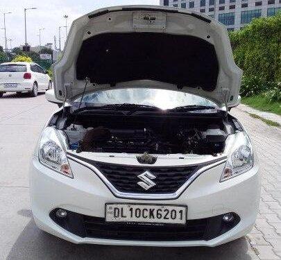 2018 Maruti Suzuki Baleno Delta MT for sale in New Delhi