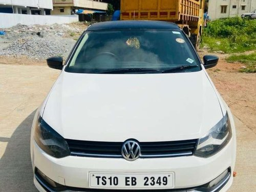 Volkswagen Polo Highline Diesel, 2014 MT in Secunderabad