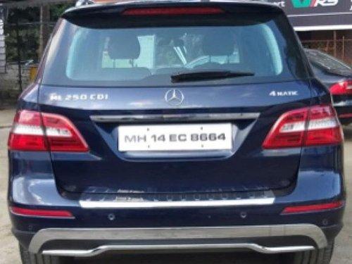 2014 Mercedes Benz M Class ML 250 CDI AT in Pune