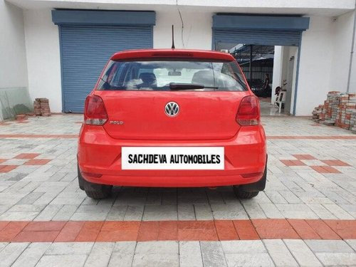 Volkswagen Polo 1.2 MPI Comfortline 2015 MT for sale in Indore