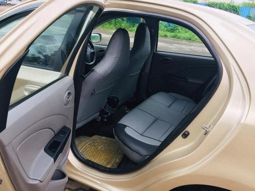 Used 2011 Toyota Platinum Etios MT for sale in Thane