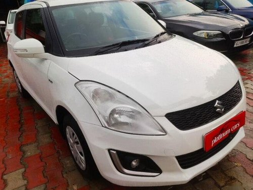 2016 Maruti Suzuki Swift VXI MT for sale in Ahmedabad