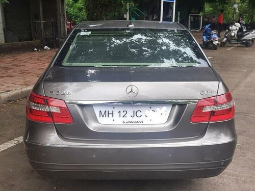 Used 2012 Mercedes Benz M Class ML 250 CDI AT for sale in Pune