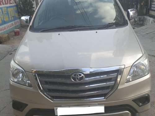 Toyota Innova 2015 MT for sale in Hyderabad