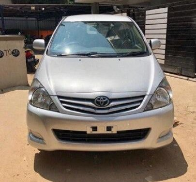 Used 2011 Toyota Innova MT for sale in Chennai-9