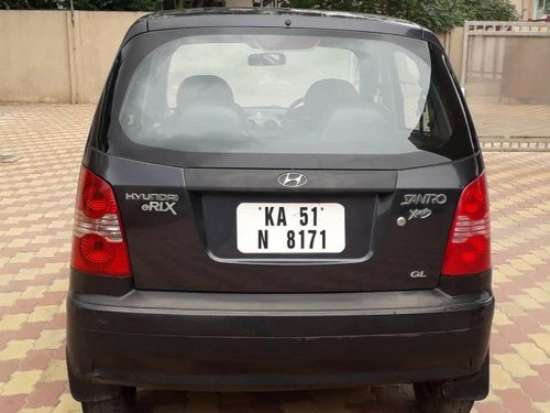Hyundai Santro Xing GL 2007 MT for sale in Bangalore-6
