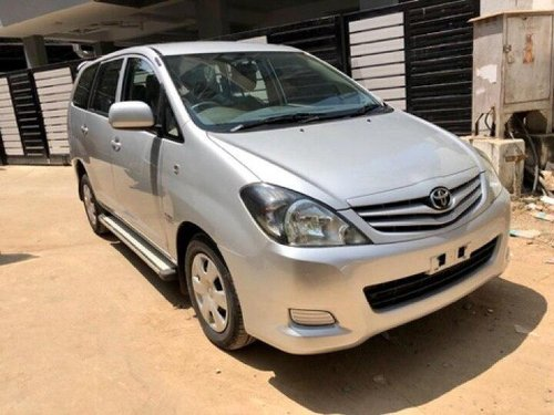 Used 2011 Toyota Innova MT for sale in Chennai-7
