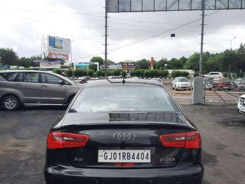 2013 Audi A6 2.0 TDI AT for sale in Ahmedabad
