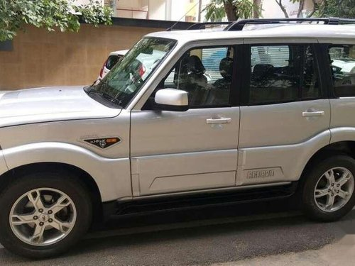 2016 Mahindra Scorpio MT for sale in Nagar-6