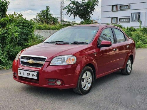 2011 Chevrolet Aveo 1.4 MT for sale in Nagar
