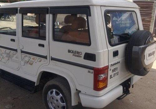 Mahindra Bolero ZLX 2016 MT for sale in Faridabad