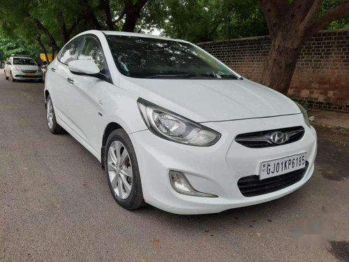 2012 Hyundai Fluidic Verna MT for sale in Ahmedabad