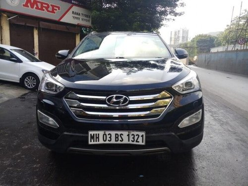 2017 Hyundai Santa Fe 4WD AT for sale in Mumbai-13