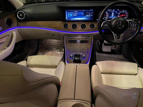 2018 Mercedes Benz E Class AT for sale in Mumbai