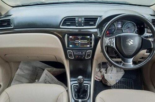 Used 2017 Maruti Suzuki Ciaz Alpha MT for sale in Ahmedabad