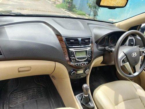 2014 Hyundai Verna SX Diesel MT for sale in Bangalore
