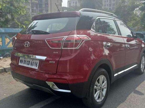 Hyundai Creta 1.6 SX, 2016, Diesel MT for sale in Mumbai
