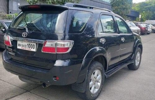 Used 2009 Toyota Fortuner 3.0 Diesel MT for sale in Mumbai