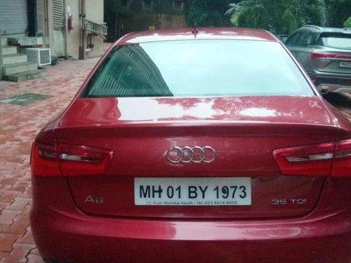 Audi A6 35 TDI Premium, 2015, Diesel AT in Mumbai