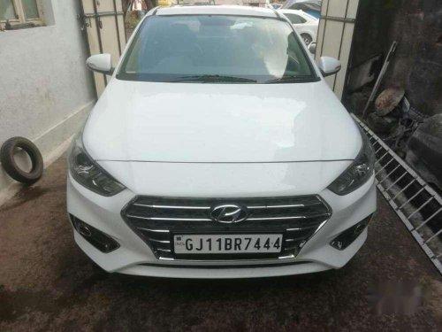 Used 2017 Hyundai Fluidic Verna MT for sale in Rajkot