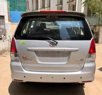 Used 2011 Toyota Innova MT for sale in Chennai-4