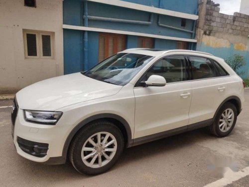 2014 Audi Q3 2.0 TDI Quattro Premium Plus AT in Nagar