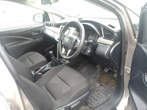 2018 Toyota Innova Crysta 2.4 G MT for sale in Faridabad