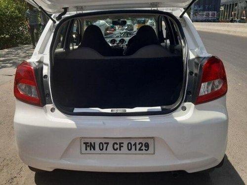2016 Datsun GO T Option Petrol MT for sale in Chennai
