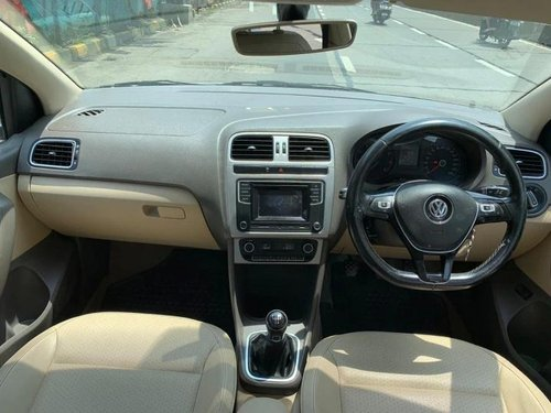 Used 2016 Volkswagen Vento 1.6 Highline MT for sale in Mumbai