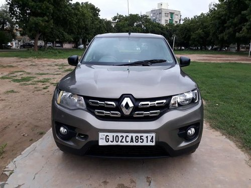 Used Renault KWID 2016 MT for sale in Ahmedabad