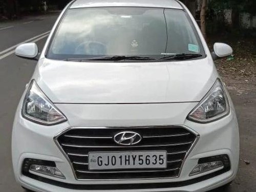 2018 Hyundai Xcent 1.2 VTVT S MT for sale in Ahmedabad