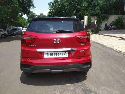 2015 Hyundai Creta 1.6 CRDi AT SX Plus in Ahmedabad