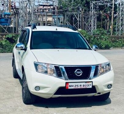 Nissan Terrano XL D Option 2016 MT for sale in Mumbai